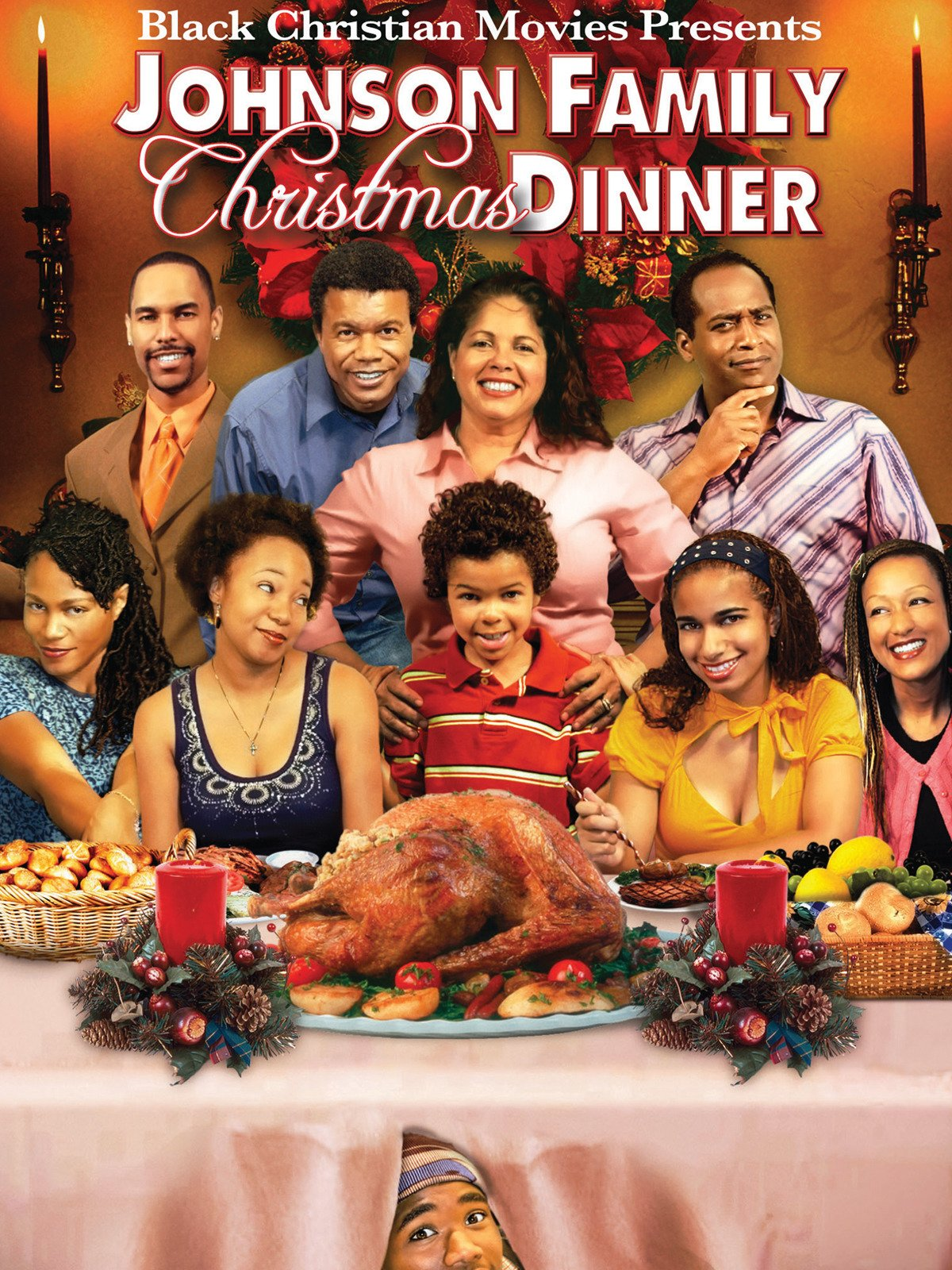 Johnson Family Christmas on Amazon Prime Instant Video UK