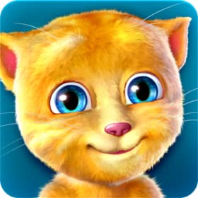Ginger le chat qui parle - Talking Ginger