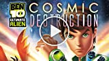 CGRundertow BEN 10 ULTIMATE ALIEN: COSMIC DESTRUCTION...