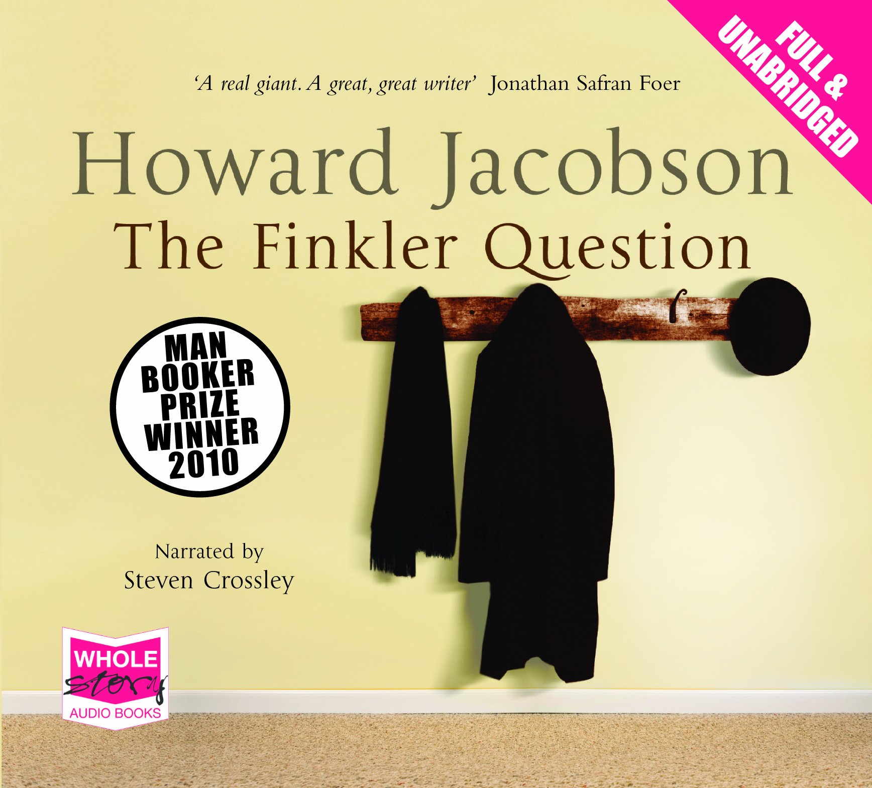 Buy The Finkler Question Book Online At Low Prices In India  The Finkler  Question Reviews & Ratings  Amazon