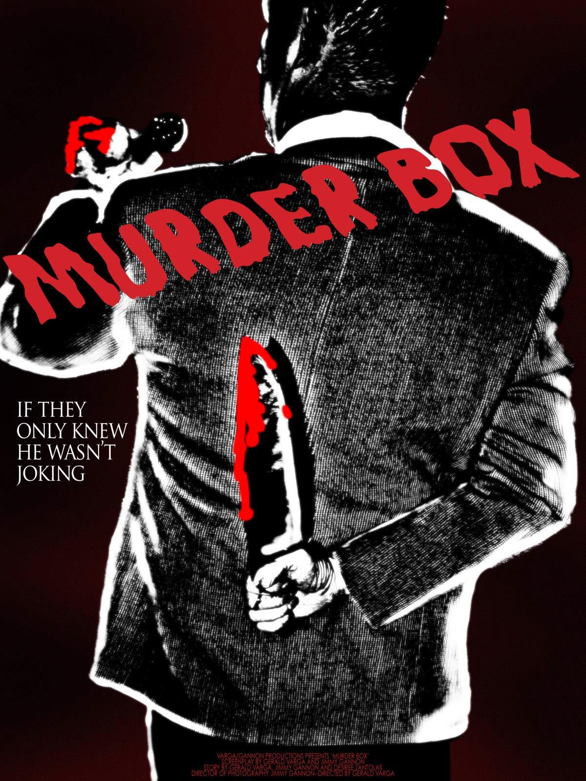 Murder Box on Amazon Prime Video UK