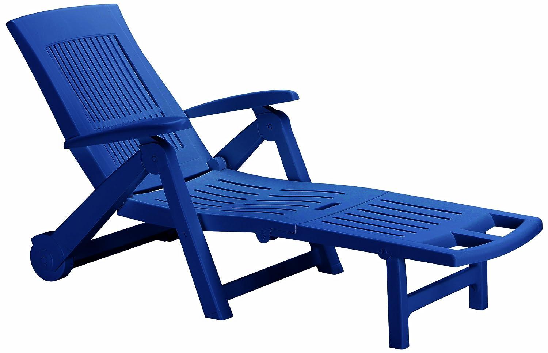 BEST 14400120 Rollliege Charleston, blau günstig online kaufen