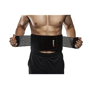 BraceUP Stabilizing Lumbar Lower Back Brace width=