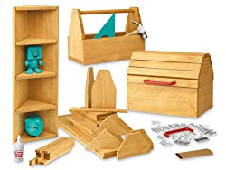 Young Woodworker's Project Kit