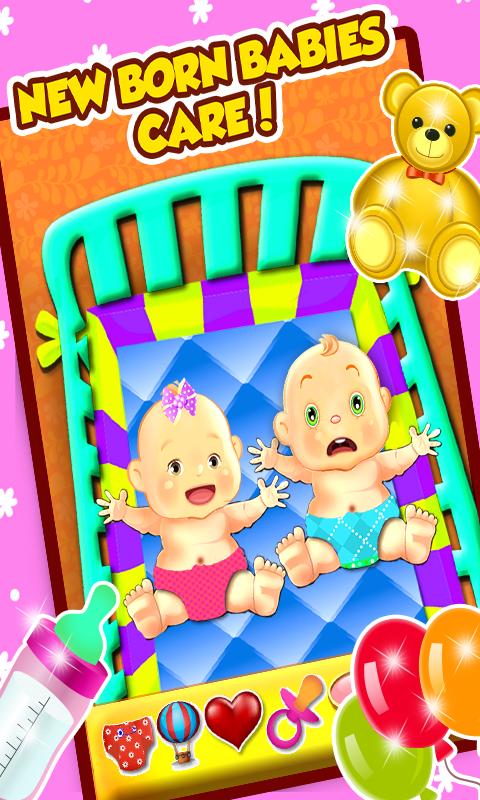 Mi beb reci n nacido gemelos tienda apps para - Juegos de gemelos ...
