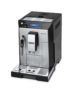 DeLonghi ECAM 45.326 S Kaffeevollautomat Eletta PlusKritiken und weitere Informationen