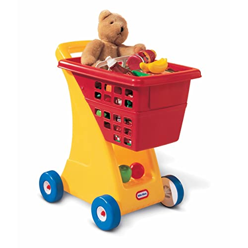 Little Tikes Shopping Cart - Yellow/Red