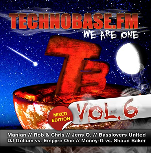 Various Artists-Technobase.FM Vol. 6