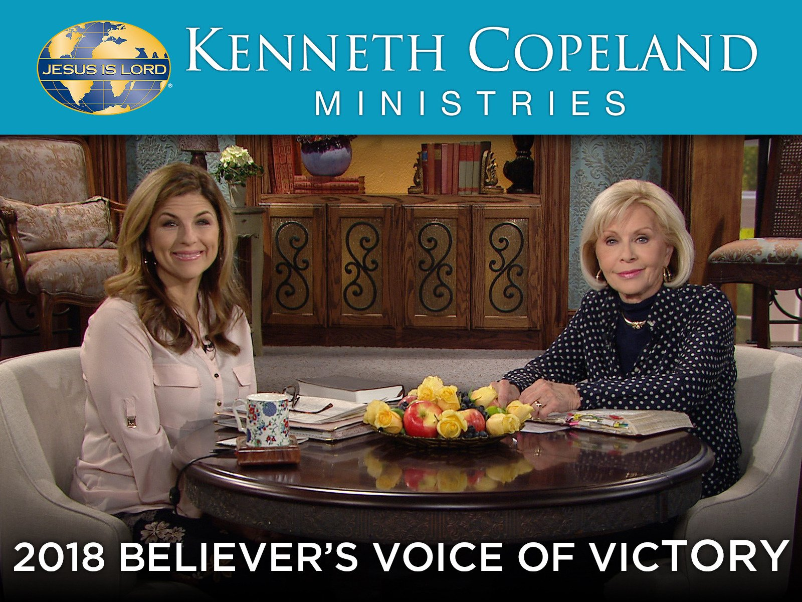 Kenneth Copeland 2018 - Season 7