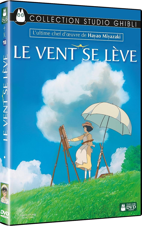 Le Vent se lève = Kaze Tachinu / Hayao Miyazaki, Réal. | Miyazaki, Hayao. Monteur