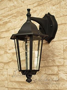applique traditionnel lampe ext rieure lanterne lanterne murale pendante luminaire de. Black Bedroom Furniture Sets. Home Design Ideas