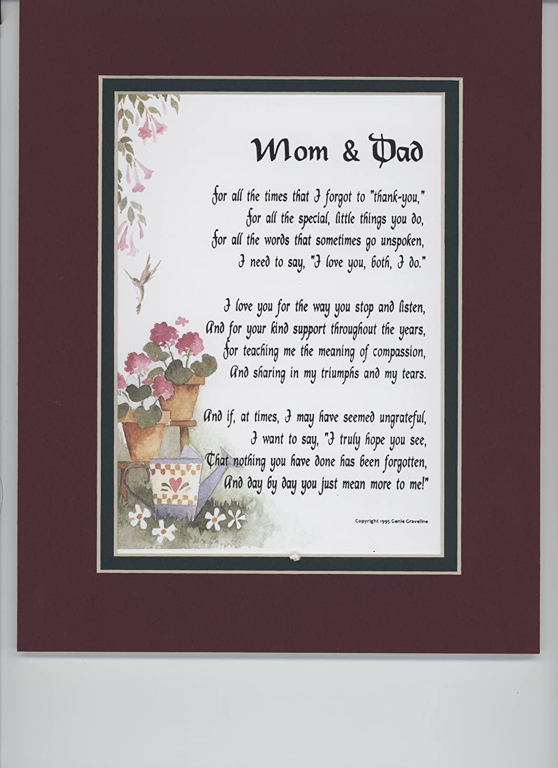 Special 30th Wedding Anniversary Gifts For Mom And Dad