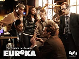Eureka Season 4 [HD]