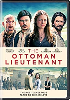 Book Cover: The Ottoman Lieutenant