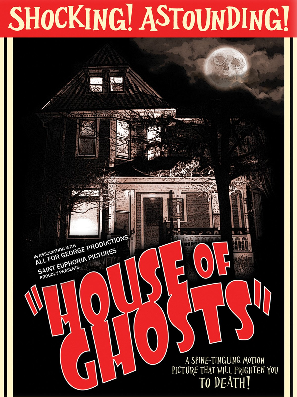 House of Ghosts on Amazon Prime Instant Video UK