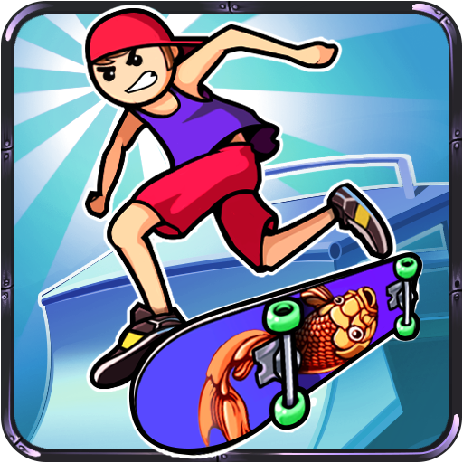 go-pro-skater