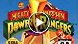 CGR Undertow - MIGHTY MORPHIN POWER RANGERS Review...
