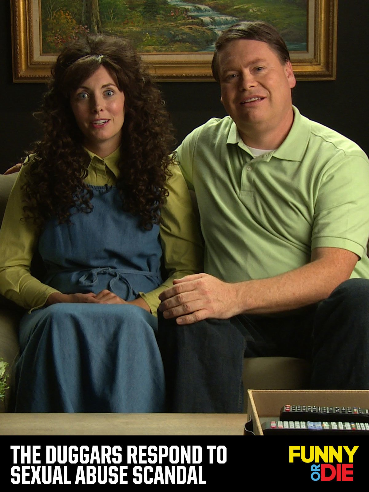 The Duggars Respond To Sexual Abuse Scandal