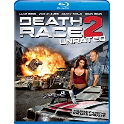 Death Race 2 Unrated [Blu-ray]