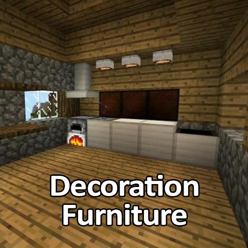 Pocket Decoration Addon : Decoration Furniture for pe