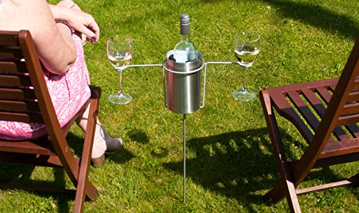 Wine Cooler Holder Wine Cooler Glass Holder