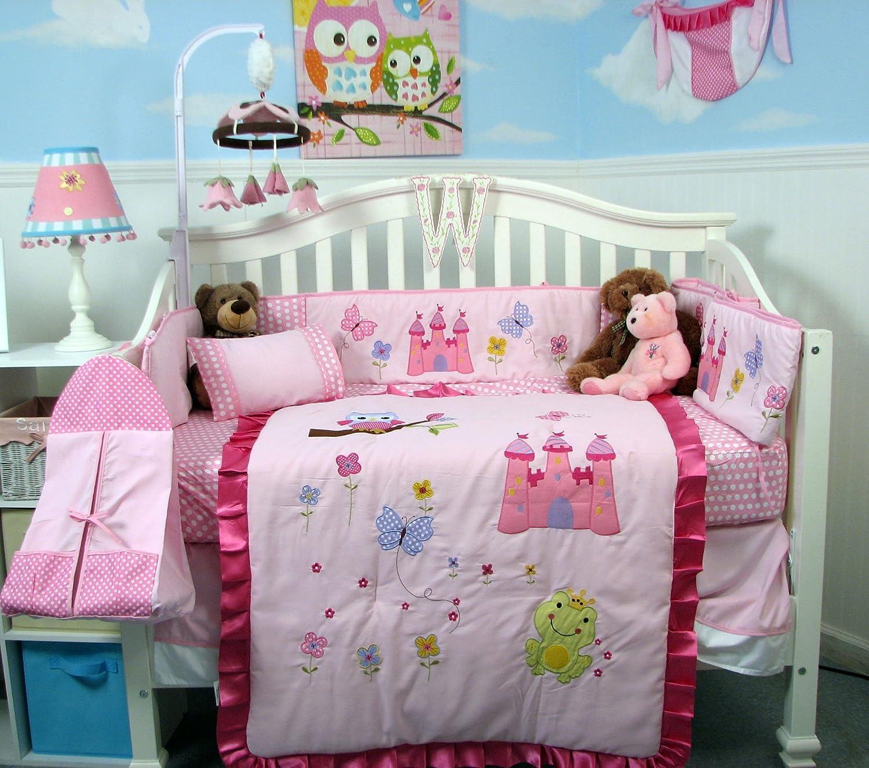 Soho Pink Owl Castle