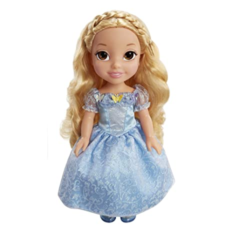 Disney - 95821 - Princesse Cendrillon - Poupée Robe De Bal - 38 cm