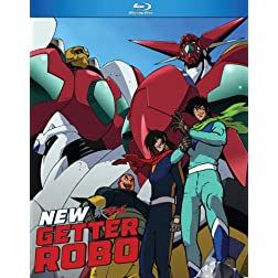 New Getter Robo [Blu-ray]