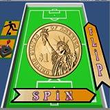 Coin Flip, Spin.