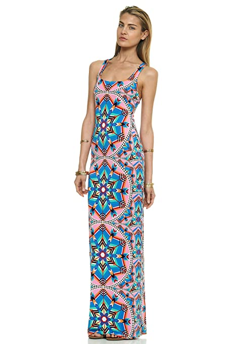 "Mara Hoffman's maxi dress from ""Kites"" collection"