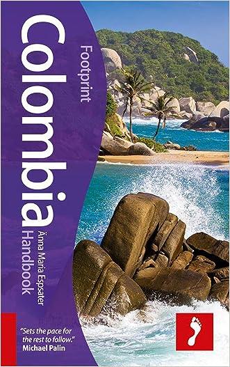 Colombia Handbook, 4th (Footprint - Handbooks)