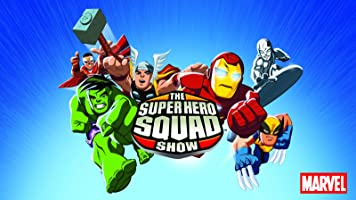 The Super Hero Squad Season 1 [HD]