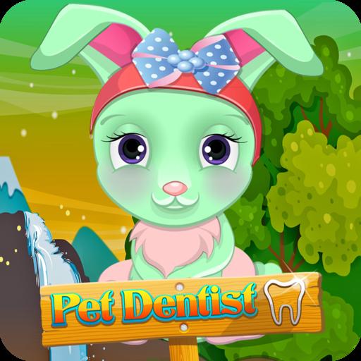 pet-dentist-animal-hospital-dental-clinic-puppy-kitty-brush-and-floss-teeth-kids-games