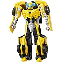 Transformers: The Last Knight Armor Turbo Changer Bumblebee