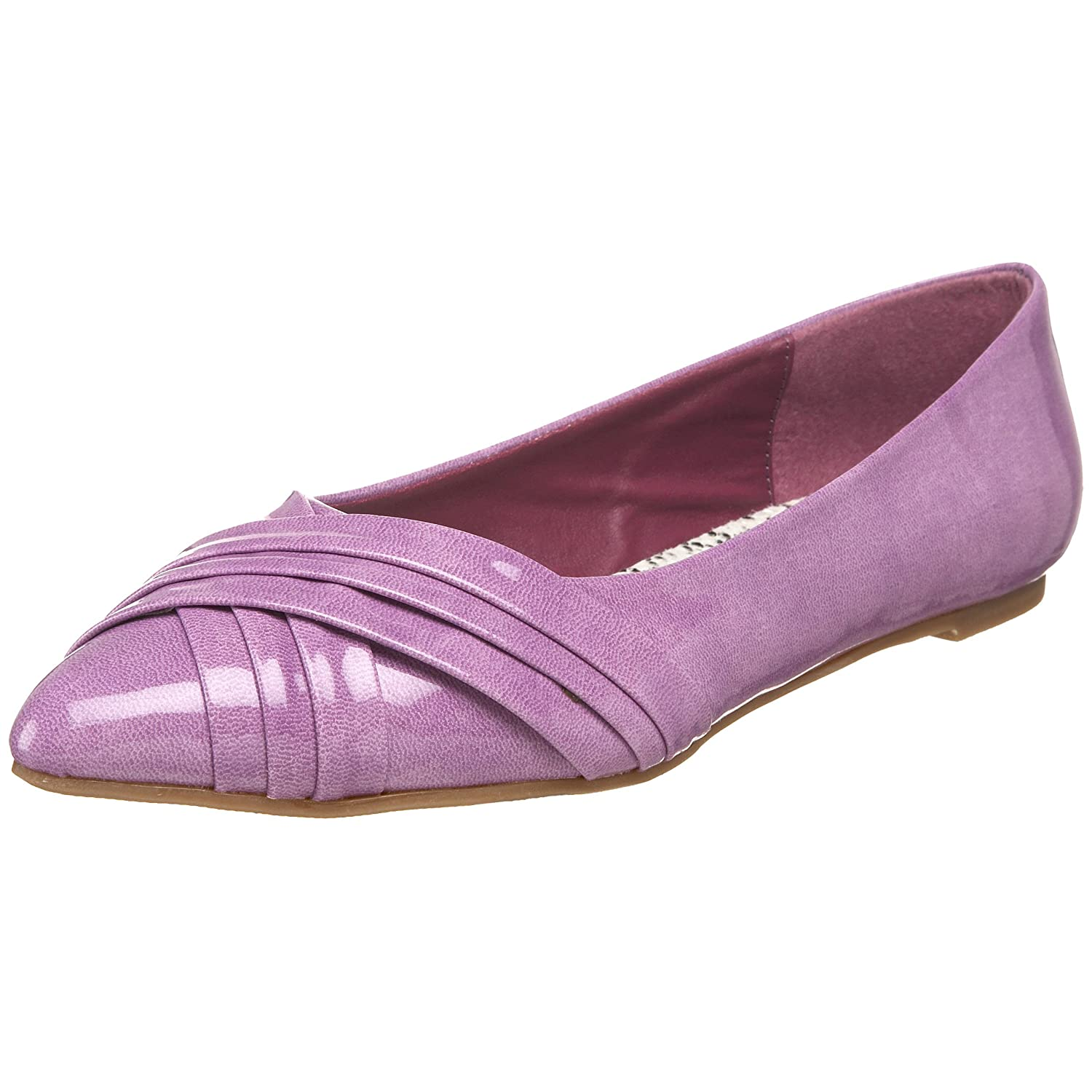 Recession Chic - Pointed Toe Flats for $50 or Less!