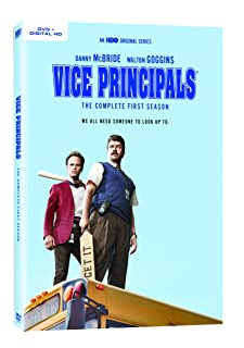 Book Cover: Vice Principals: The Complete First Season DVD   Digital HD