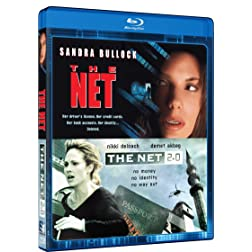 The Net - The Net 2.0: Double Feature [Blu-ray]