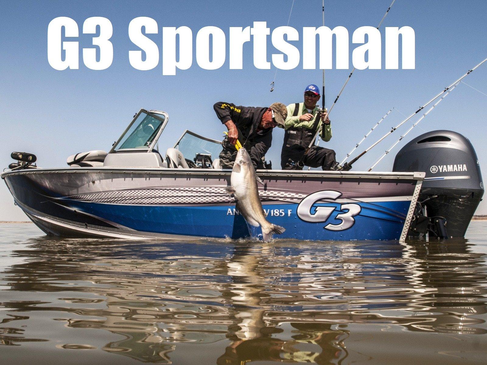 G3 Sportsman - Season 1