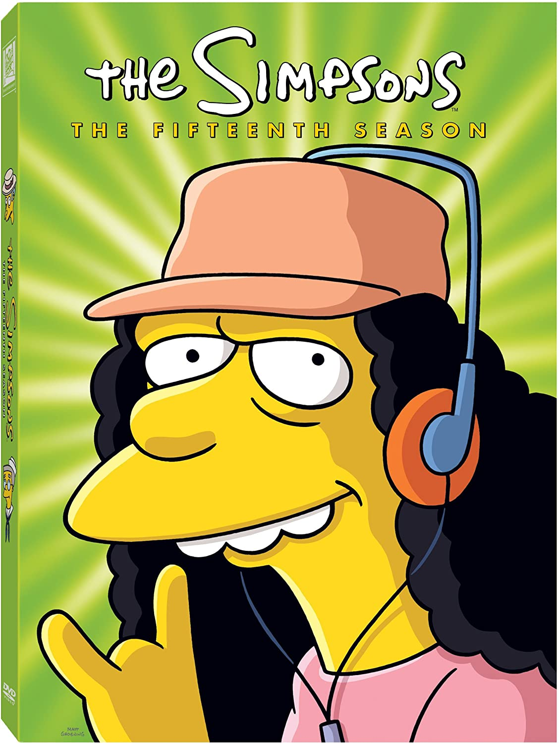 The Simpsons: The Fifteenth Season $16.99