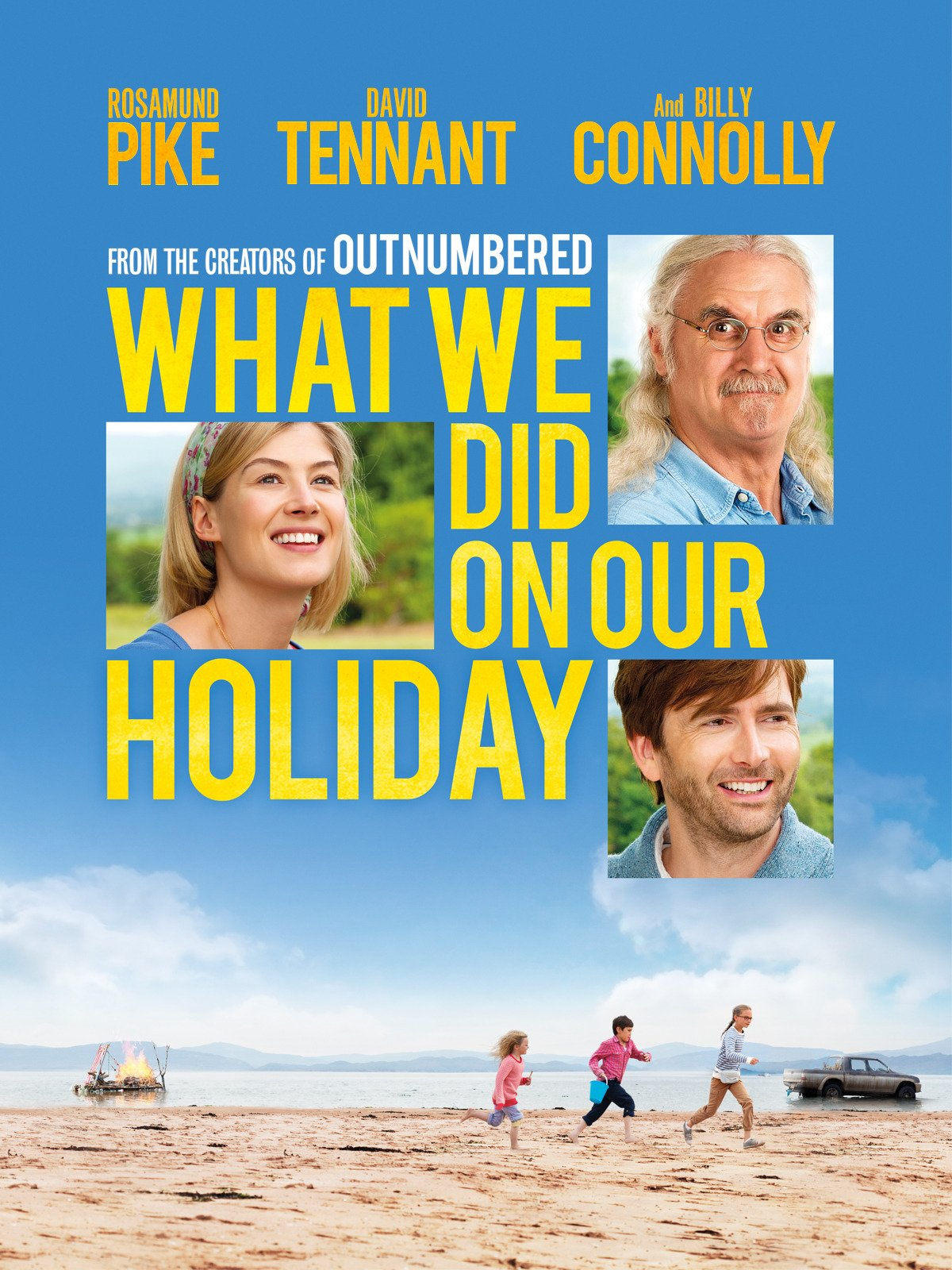 What We Did On Our Holiday on Amazon Prime Video UK