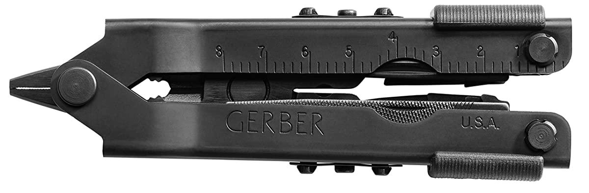 Gerber MP600 Multi-Plier, Needle Nose, Black [47550]