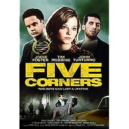 Five Corners [Blu-ray]