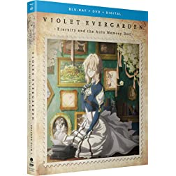 Violet Evergarden: Eternity and the Auto Memory Doll [Blu-ray]