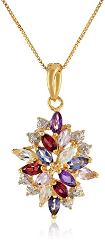 18k-Yellow-Gold-Plated-Sterling-Silver-Gemstone-and-Diamond-Accent-Drop-Pendant-Necklace-18-