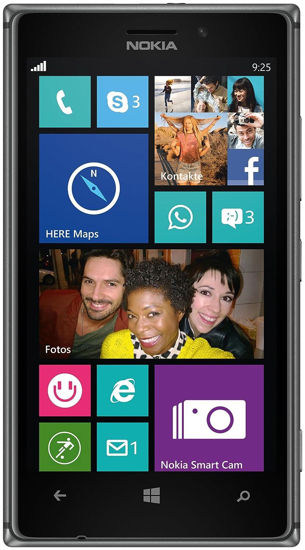 Smartphone NOKIA LUMIA 925 GRIS 16GO