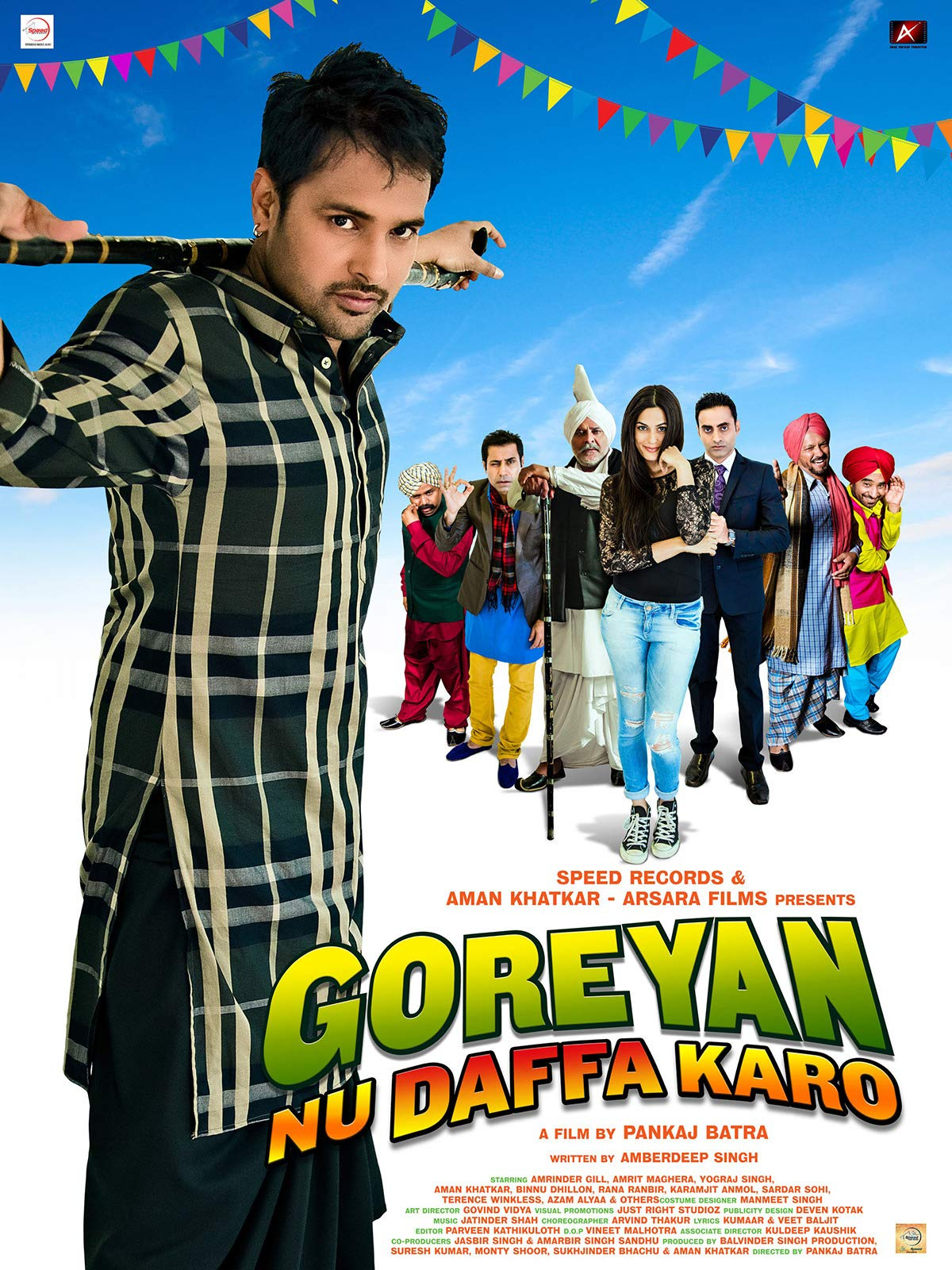 Goreyan Nu Daffa Karo on Amazon Prime Video UK