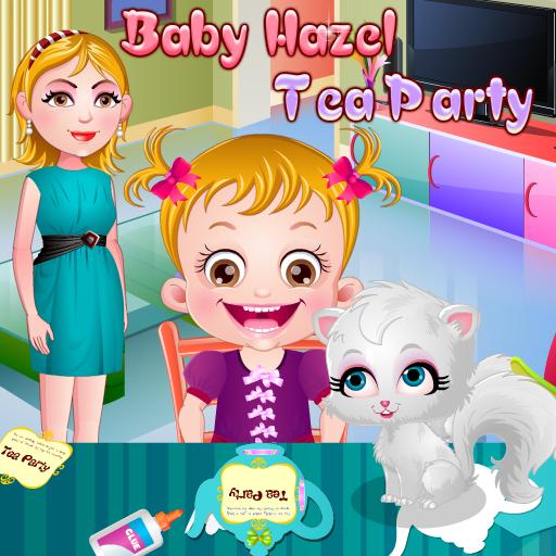 Baby Hazel Tea Party front-109907