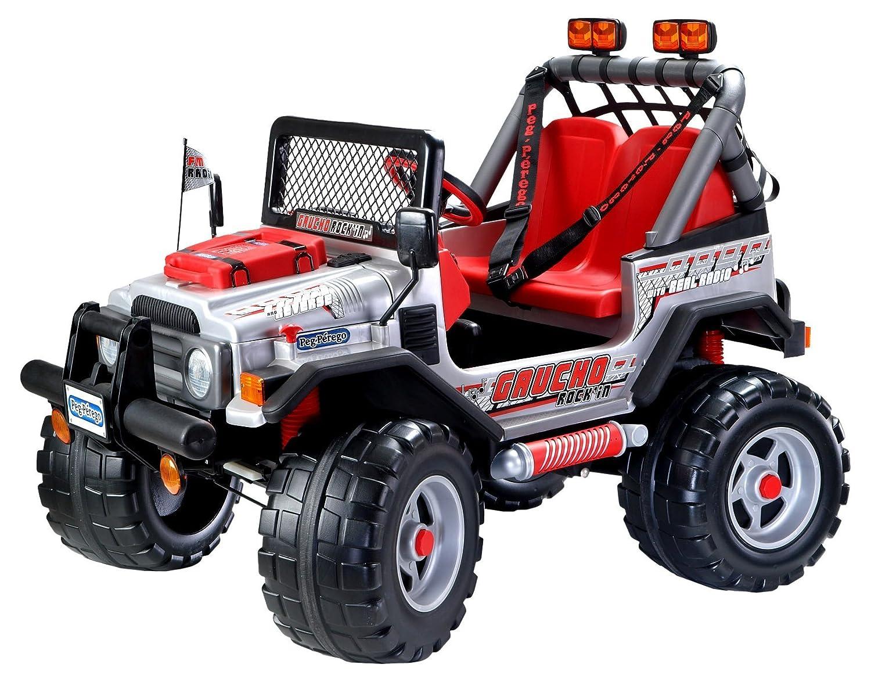 Schema Elettrico Jeep Peg Perego : Peg perego auto volt v jeep gaucho rock in