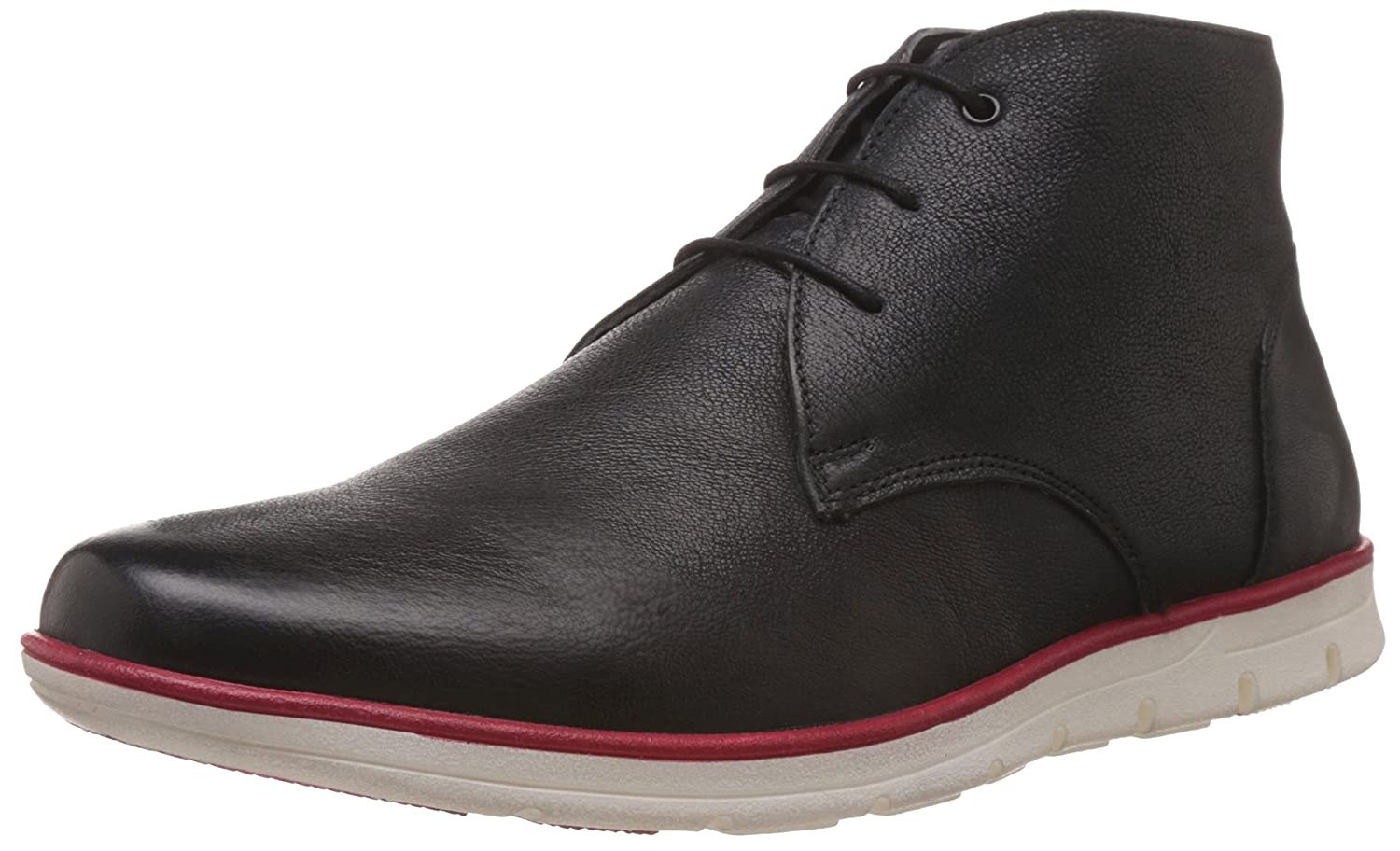 Bata Men's Nate Leather Boots low price
