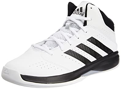 Nero and white adidas basketball shoes cheap >il più grande off53%